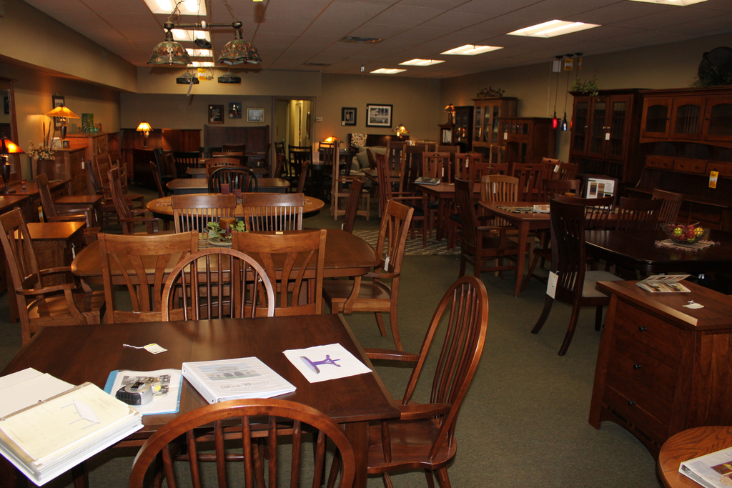 Littleu2019s Fine Furniture : Maryland Historic District