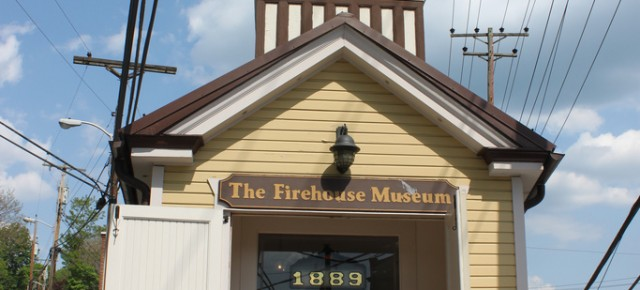 Ellicott Firehouse Museum