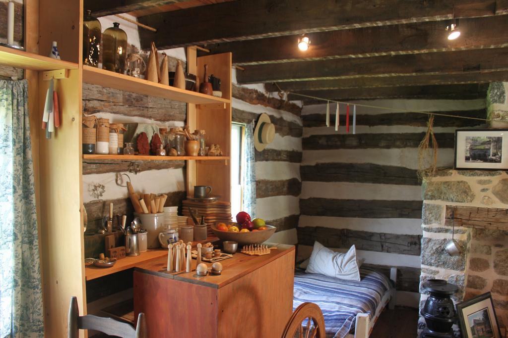 Thomas Isaac Log Cabin Maryland Historic District