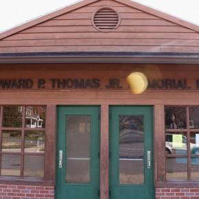Edward P Thomas JR Memorial Pool