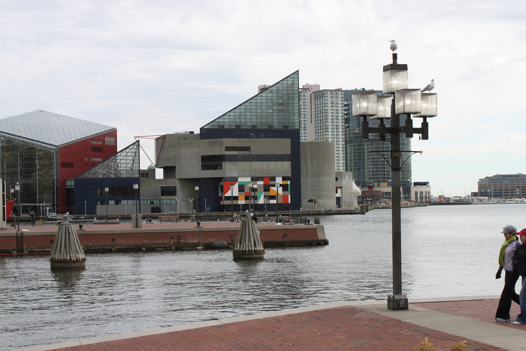 Baltimore National Aquarium Maryland Historic District