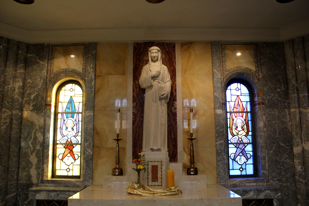 National Shrine Of Saint Elizabeth Ann Seton Maryland