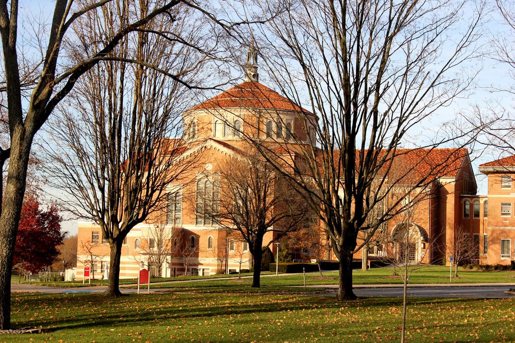 National Shrine Of Saint Elizabeth Ann Seton Maryland