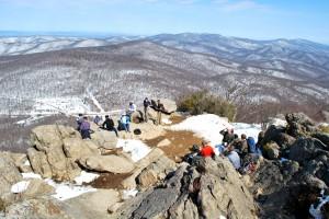 Mary's Rock Summit