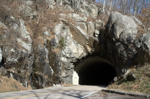 Mary's Rock Tunnel