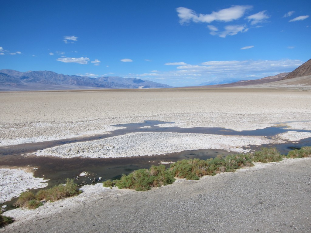 Death Valley National Park Maryland Historic District